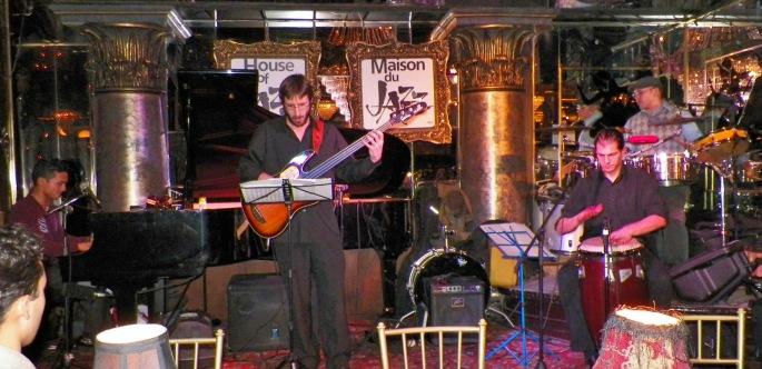 Yoito Torres Salsa Jazz Quartet